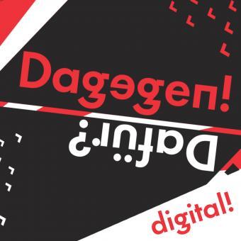 logo dagegen digital